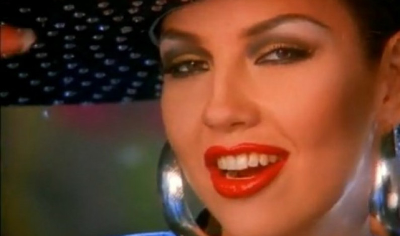 Thalia – Amor A La Mexicana