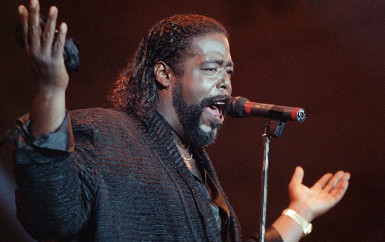 Barry White – Let The Music Play