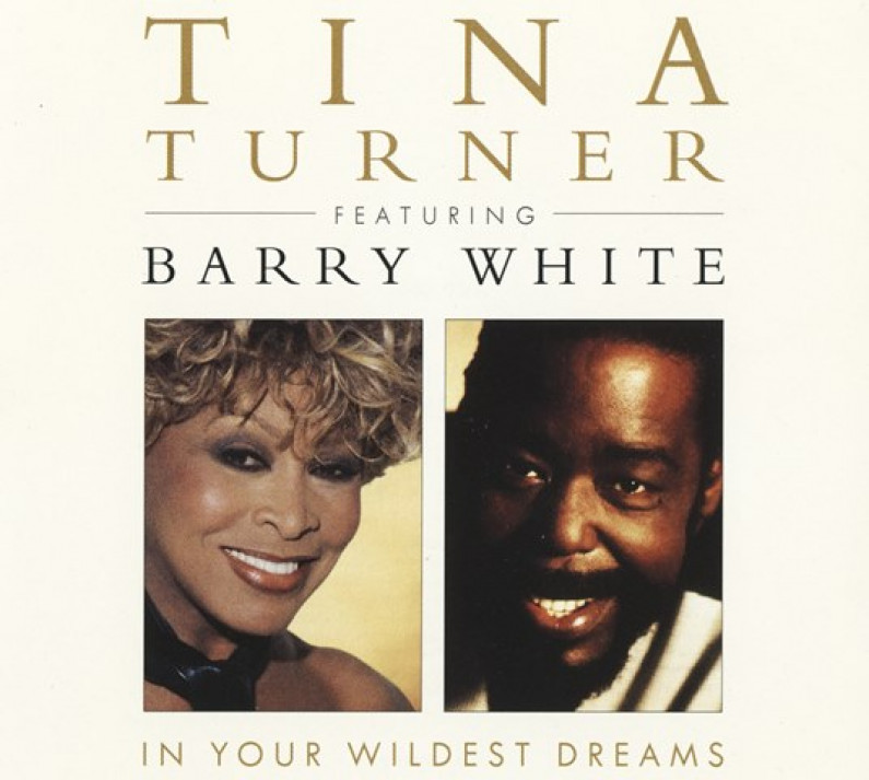 Tina Turner – Barry White – In Your Wildest Dreams