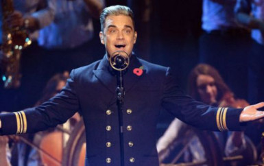 Robbie Williams – One For My Baby