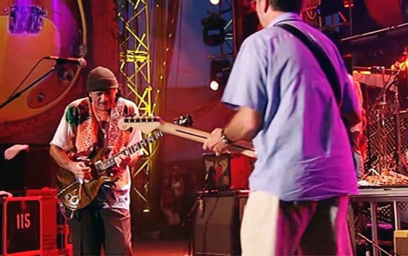 Carlos Santana & Eric Clapton – JinGo (Jin-Go-Lo-Ba)