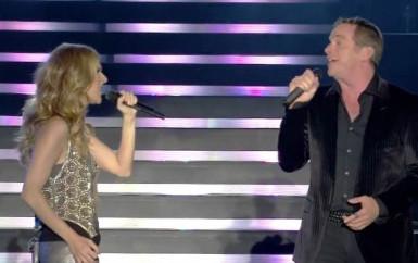 Celine Dion & Garou – Sous Le Vent