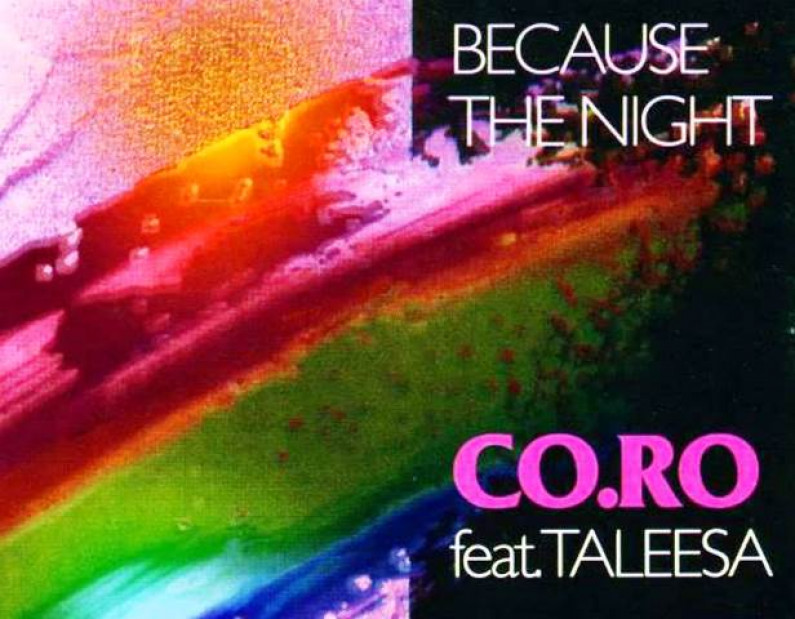 Co.Ro. Feat. Taleesa – Because the Night