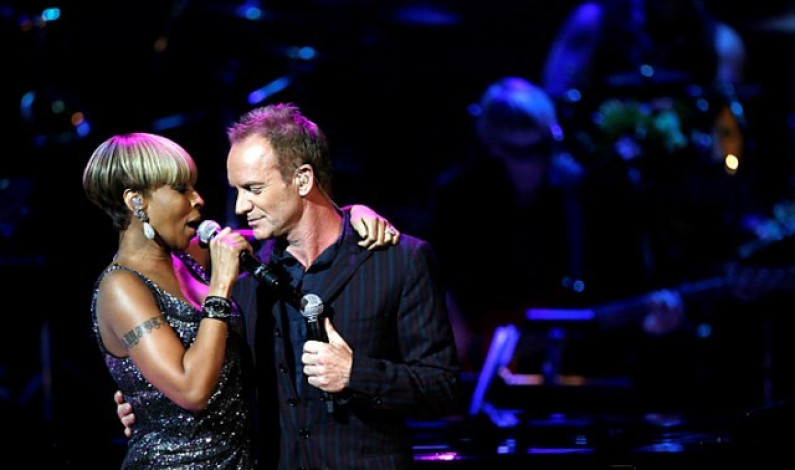 Sting – Whenever I Say Your Name ft. Mary J. Blige
