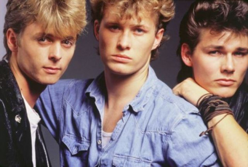 A-ha – Crying in the Rain