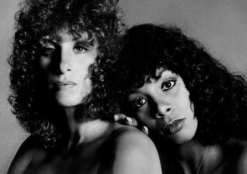 Barbra Streisand & Donna Summer – No More Tears