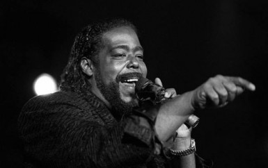 Barry White – You're My First My Last My Everything