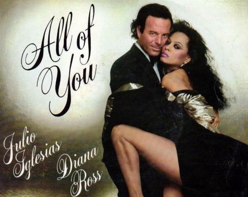 Diana Ross & Julio Iglesias – All Of You