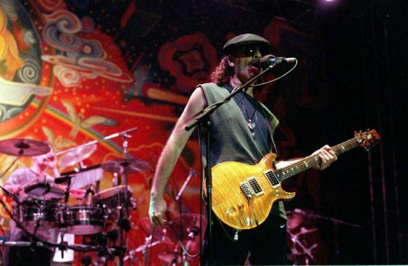 Santana – I Love You Much Too Much
