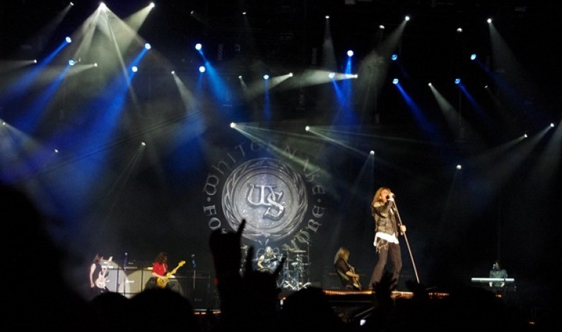 Whitesnake – Live In The Still Of The Night