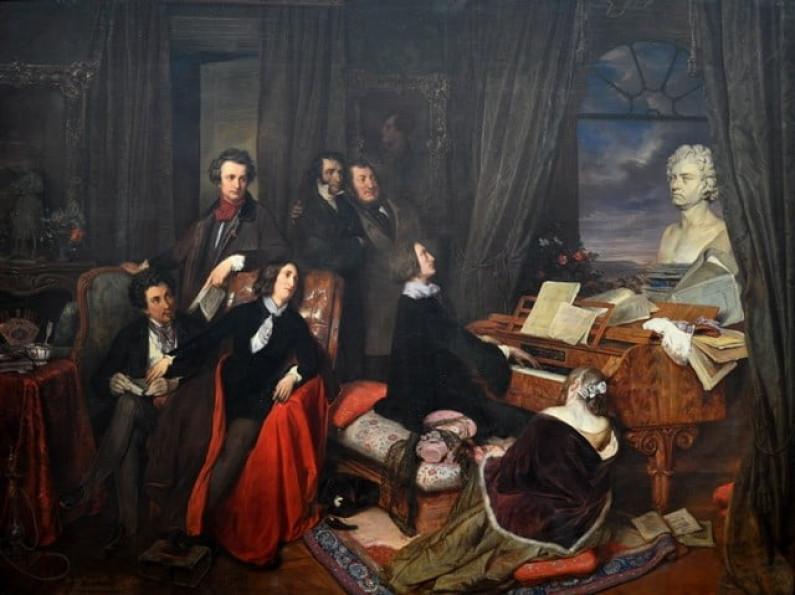 Franz Liszt – Sueño de amor