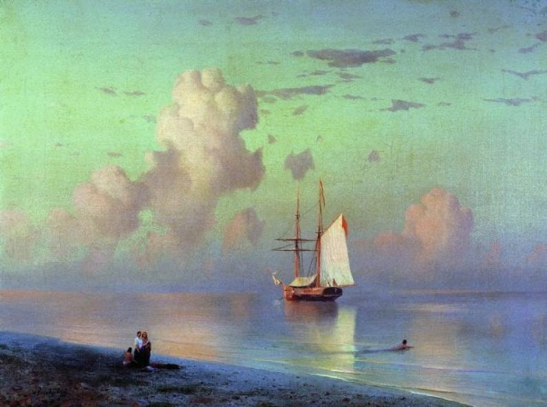 Ivan Aivazovsky – Russian Romantic painter