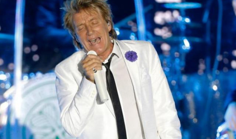 Rod Stewart – For The First Time