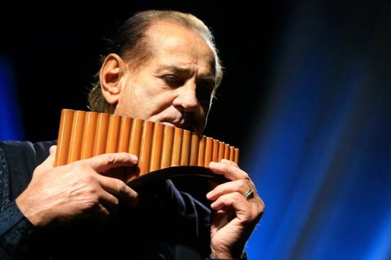 Gheorghe Zamfir – Adagio