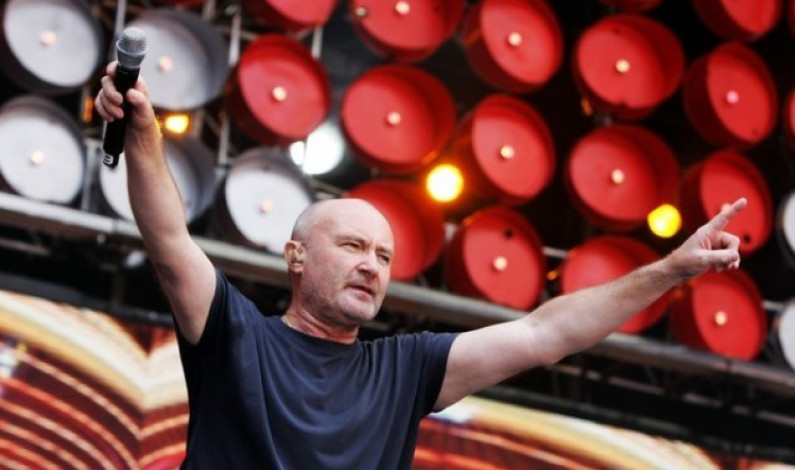 Phil Collins – Against All Odds