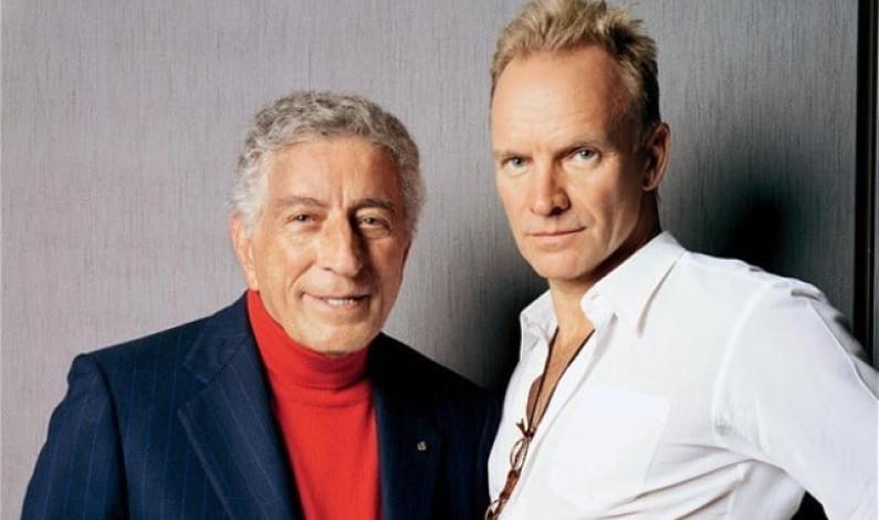 Tony Bennett & Sting – Boulevard of broken dreams
