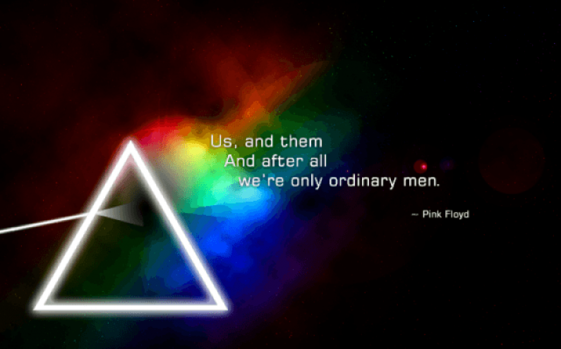 Pink Floyd – Us And Them