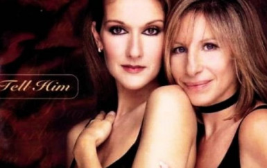 Celine Dion & Barbra Streisand – Tell Him