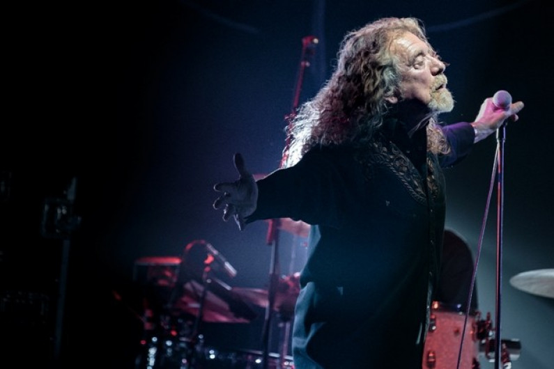 Robert Plant – Live at Austin City