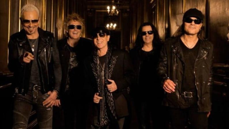Scorpions – Alex Julie's Love Theme