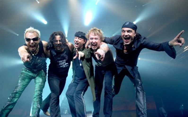 Scorpions – Over The Top