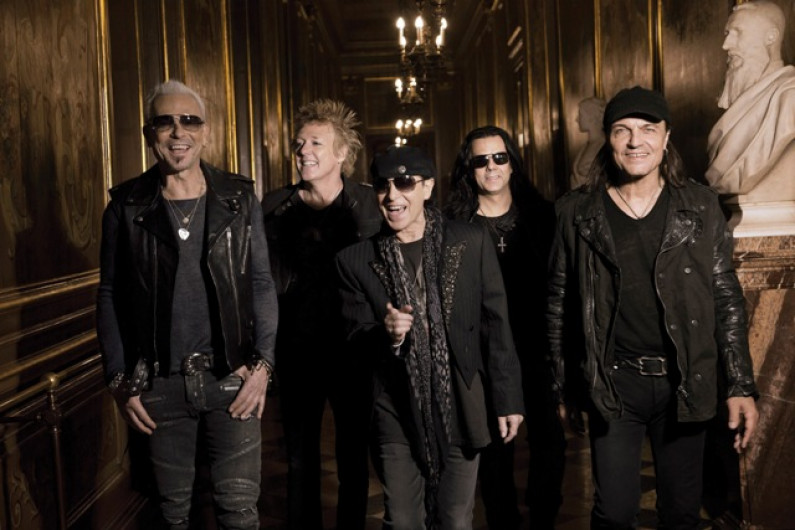 Scorpions – The Game Of Life