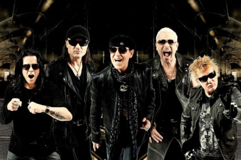 Scorpions – You Are The Champion