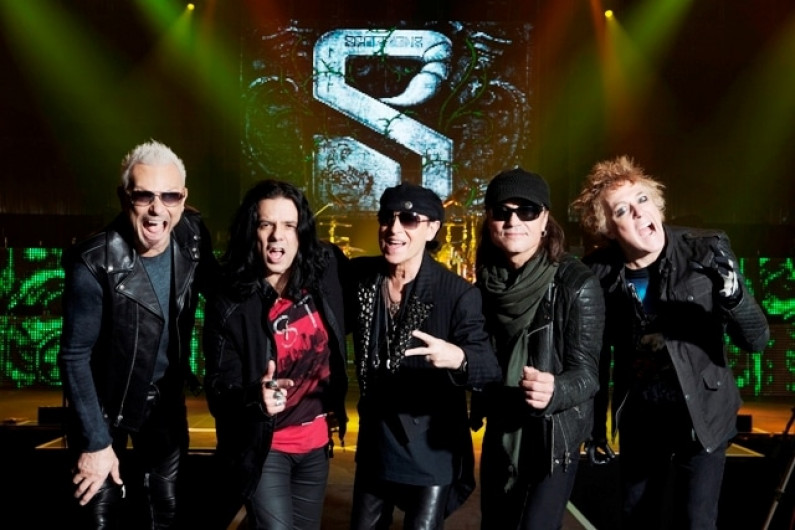 Scorpions – Time Will Call Your Name