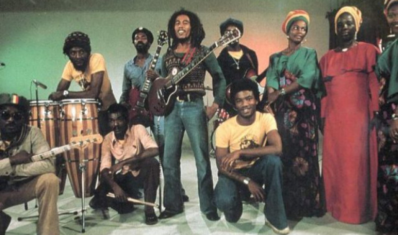 Bob Marley & The Wailers – Buffalo Soldier