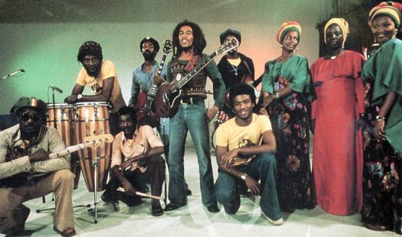 Bob Marley and The Wailers – Talkin' Blues