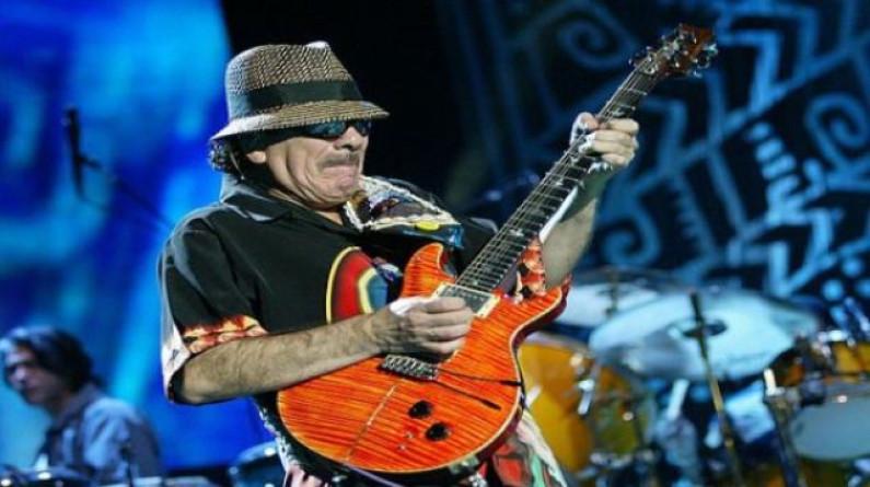 Carlos Santana – Make Somebody Happy