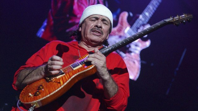 Carlos Santana – Feels like fire ft. Dido