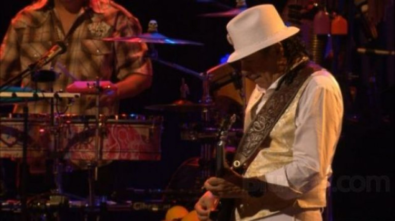 Carlos Santana – Just In Time To See The Sun
