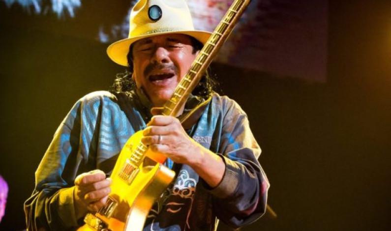 Carlos Santana – Look Up