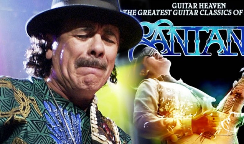 Carlos Santana – Riders On The Storm ft. Chester Bennington & Ray Manzarek