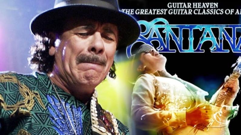 Carlos Santana ft. Pat Monahan – Dance the Night Away