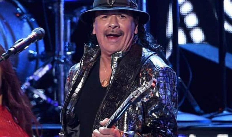 Carlos Santana ft. Seal – You Are My Kind