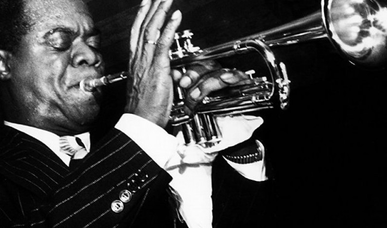 Louis Armstrong – Gone Fishin'