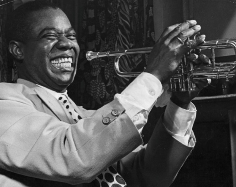 Louis Armstrong Lyrics – Only You (And You Alone)