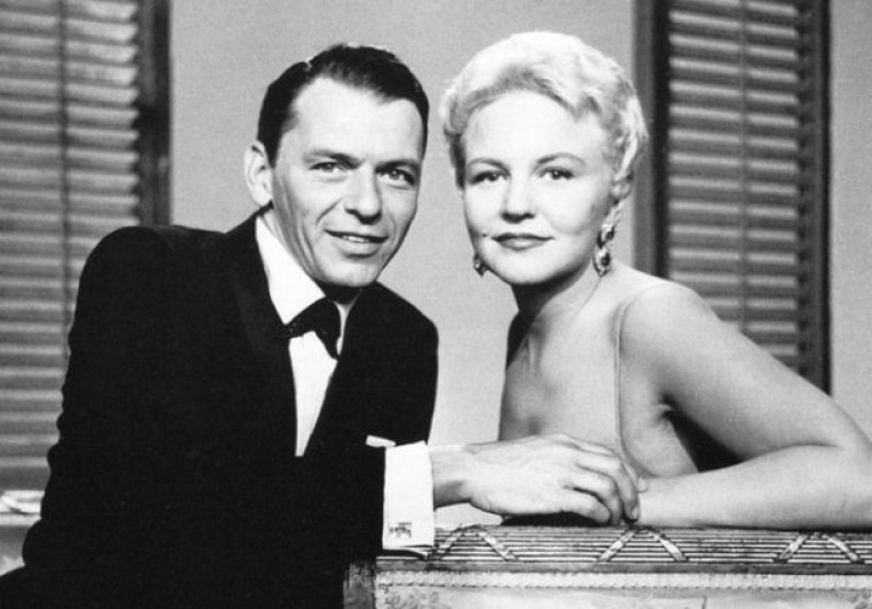 Peggy Lee and Frank Sinatra – Nice Work If You Can Get It (1962)