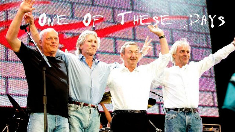 Pink Floyd – One of These Days