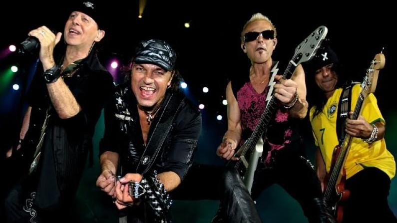 Scorpions – Mysterious