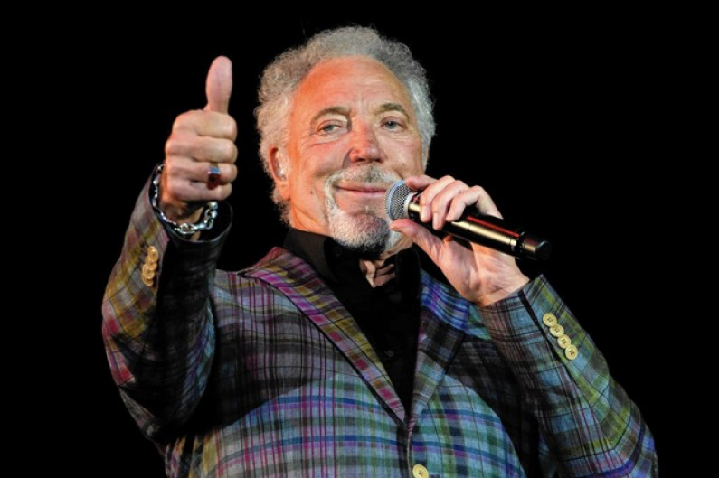 Tom Jones – She's a Lady