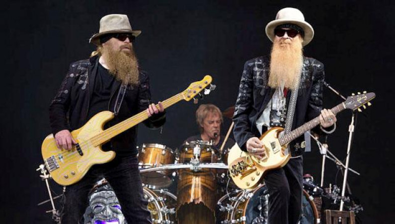 ZZ Top – Backdoor Love Afair