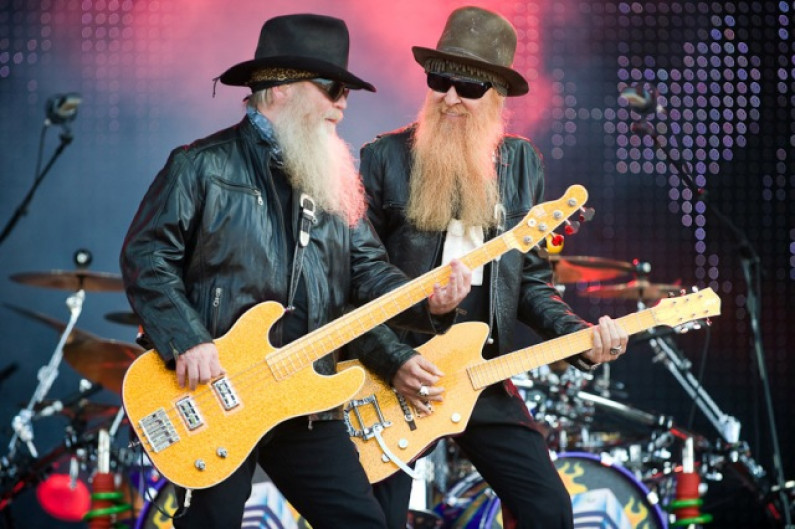 ZZ Top – Certified Blues