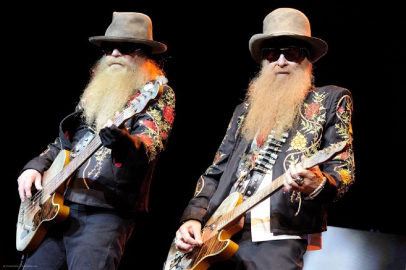 ZZ Top – Just Got Back From Baby's
