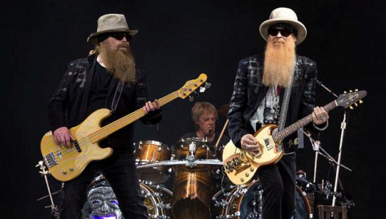 ZZ Top – Squank