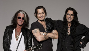 Hollywood Vampires – Live