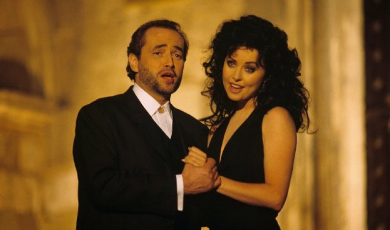 Sarah Brightman and Jose Carreras – Amigos Para Siempre