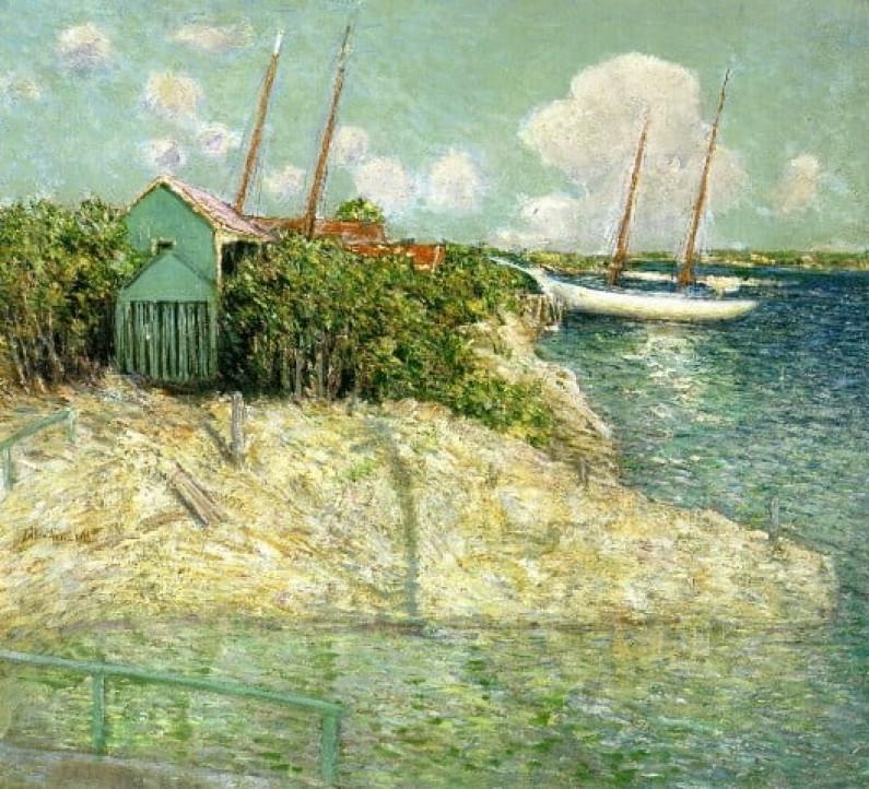 Julian Alden Weir – American impressionist painter